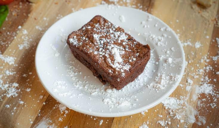 Fresh Baked Brownies